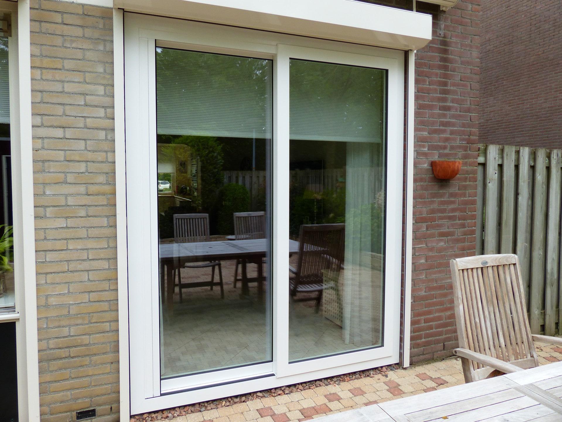 Aluminium schuifpuien windowplus